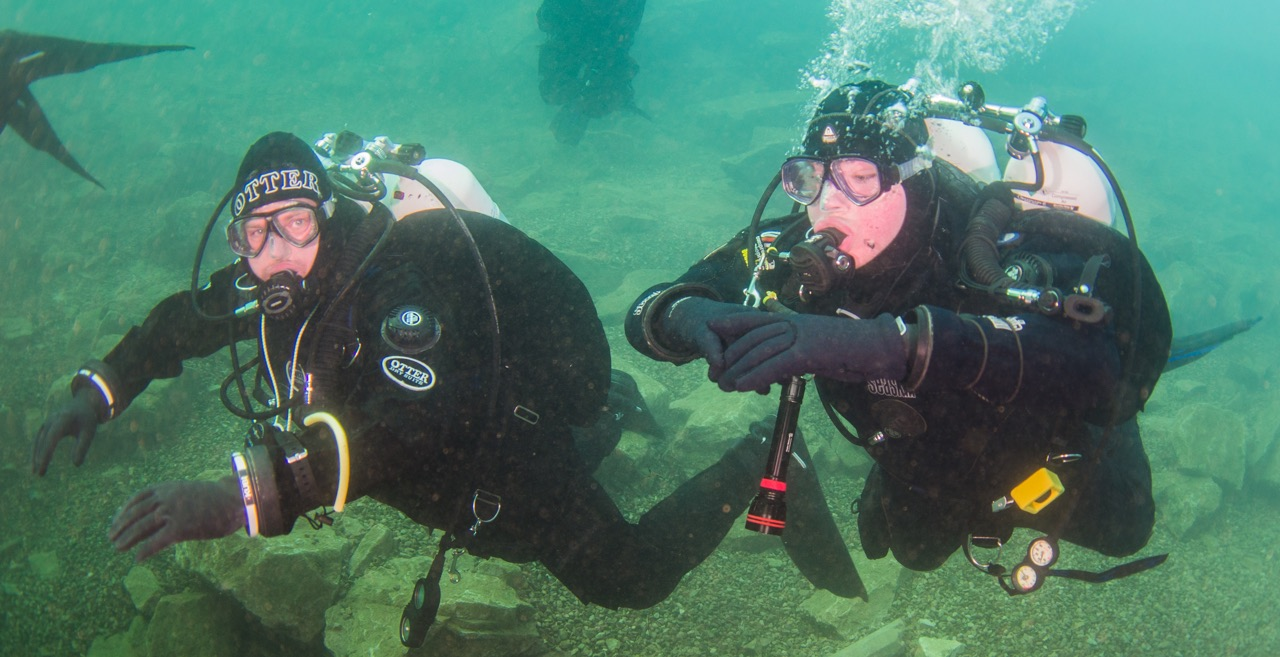 PADI Advanced Open Water Liverpool